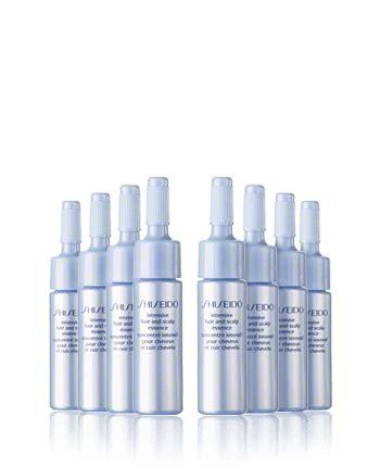 Shiseido Scalp Essence shiseido haarpflege intensive hair and scalp essence 8 st 252 ck