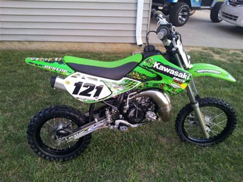 65cc motocross bikes for sale buy 2011 kawasaki kx 65cc on 2040 motos