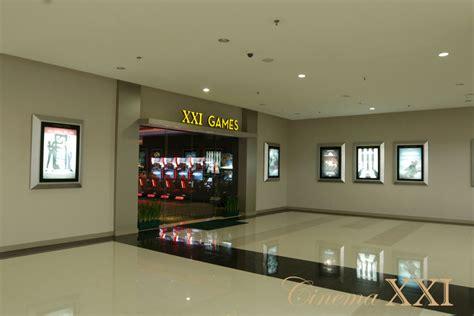 cinema 21 karawang cinere bellevue xxi kini telah resmi beroperasi cinema 21
