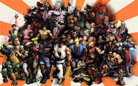 wallpaper game character super street fighter iv wallpaper high quality 7758