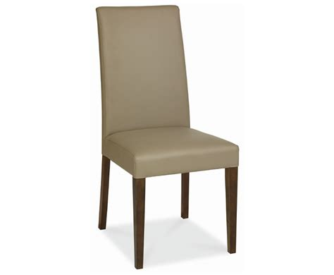 Bonded Leather Dining Chairs Rayton Taper Back Olive Bonded Leather Dining Chairs