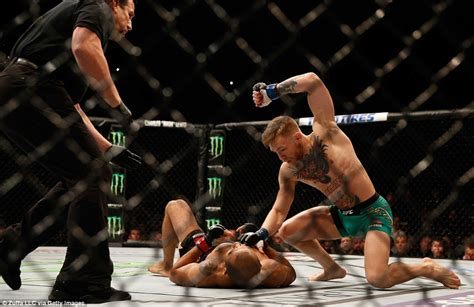 10 years 13 seconds the conor mcgregor story books conor mcgregor finishes jose aldo in 13 seconds in ufc 194