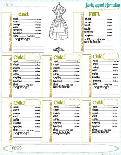 printable household organization charts 90 best printable 187 187 to do checklist charts weekly