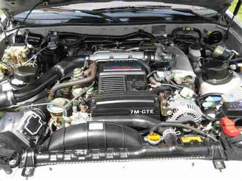 1987 Toyota Supra Transmission Sell Used 1987 Toyota Supra Turbo Hatchback 2 Door 3 0l In