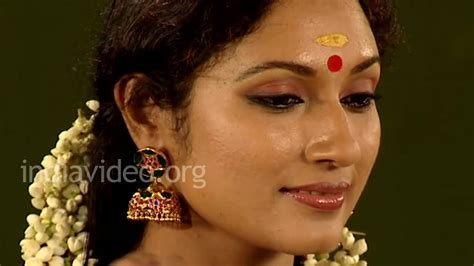 hairstyles for curly hair in kerala hair adornment with jasmine garland lifestyle kerala