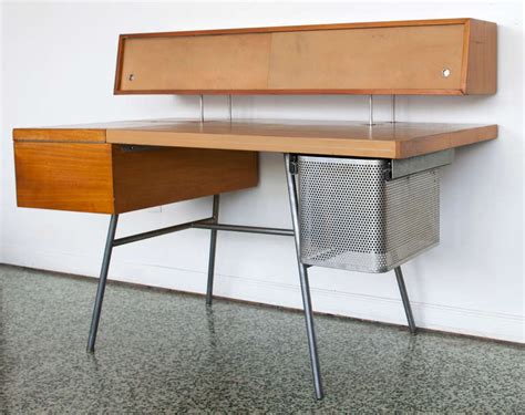 george nelson desk for herman miller at 1stdibs