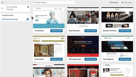wordpress layout explained how to install a wordpress theme 5 common methods explained