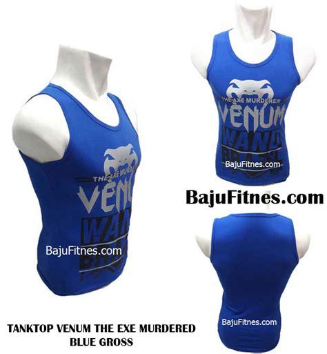 Baju Kaos Venum Blue 089506541896 tri shop fitness polosdi
