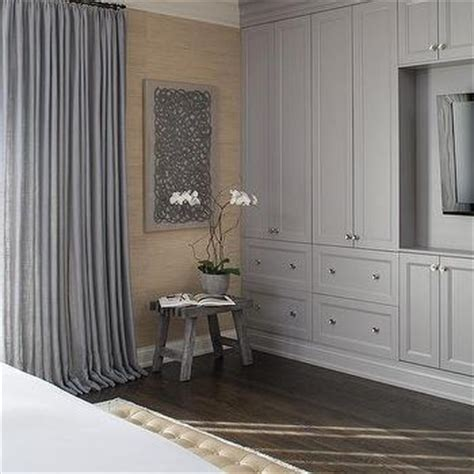 bedroom built in cabinets gray bedroom ceiling design ideas