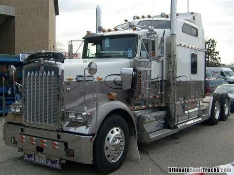 Ultimate Sleeper Truck by 98 Best Images About Semi Truck Custom Big Rig Large