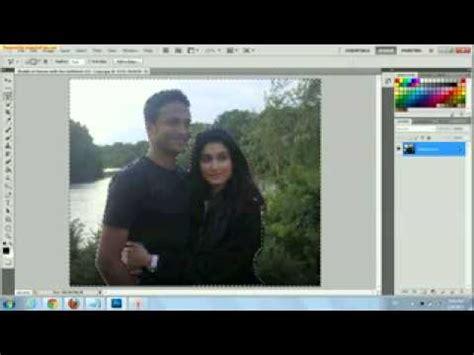 adobe photoshop cs3 tutorial change background how to change background in adobe photoshop bangla
