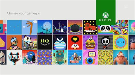 One One Default xbox one customize dashboard gamer pics achievements