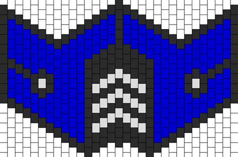 online kandi pattern maker 8799 sub zero mask peyote bead pattern peyote bead