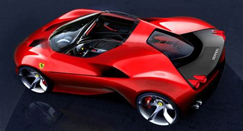 ferrari j50 price ferrari s future designs could follow j50 s lead carscoops