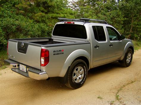 Nissan Frontier Road Parts by Nissan Frontier Crew Cab Road Test Carparts