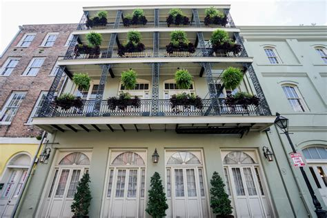 bienville house about us about the history of bienville house french quarter hotel