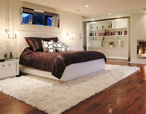 In Bedroom by Reasons To Place A Rug In The Bedroom Home The