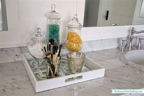 Master Bathroom Decor The Sunny Side Up Blog Masters Bathroom Accessories