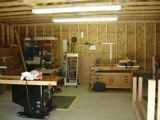 l brown garage workshop moderne abri washington