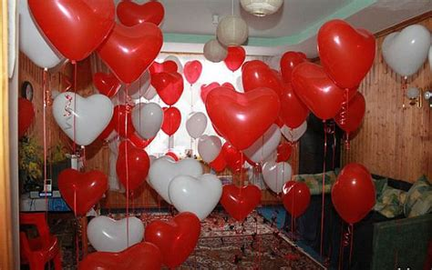 valentines day home decorations 30 balloons valentines day ideas unique home decorating
