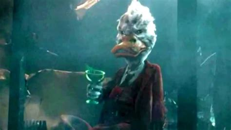 marvel film howard the duck george lucas thinks howard the duck could be a good movie