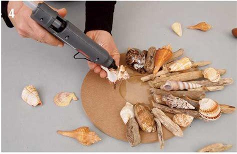 cornici conchiglie cornice marinara con conchiglie come realizzarla fai da te