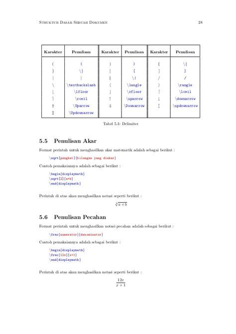 membuat makalah dengan latex membuat dokumen dengan latex ver 0 3