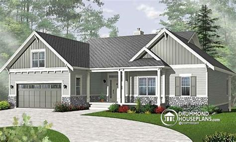 craftsman house plans with walkout basement w3246 v1 spectacular lake house with walkout basement 4