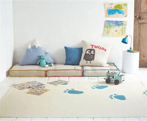 Childrens Bedroom Floor Ls by Sleepover Floor Cushion Folding Mattress Loaf