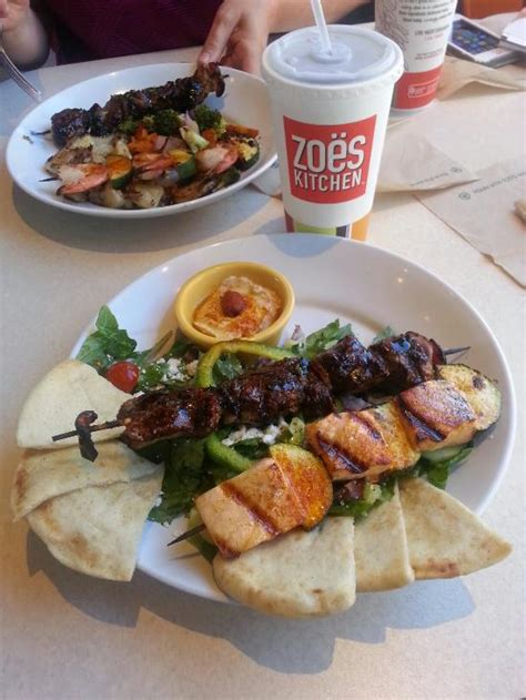 Zoes Kitchen Norman by Zoes Kitchen Norman Restaurant Reviews Phone Number
