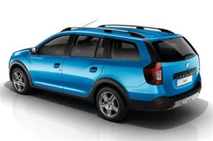 Renault Logan Mcv New Dacia Logan Mcv Stepway On Sale Now Priced From 163