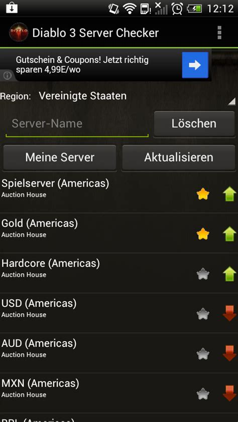 server checker diablo 3 server checker android app chip