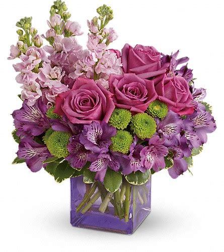 Teleflora Florist by Send Teleflora S Sweet Sachet Bouquet In Baltimore Md