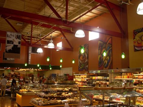interior  op decor grocery store design market inter