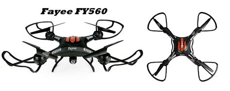 Drone Fayee fayee fy560 fpv drone drone news