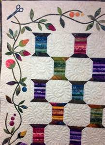 best 25 spool quilt ideas on 4 patch quilt