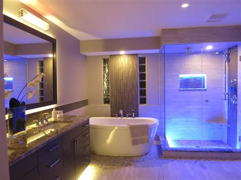 bathroom light fixtures as ideal interior for modern