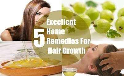 excellent home remedies for better hair growth health