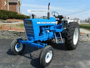 Ford 5000 Tractor Ford 5000 Tractor Diesel Sharp