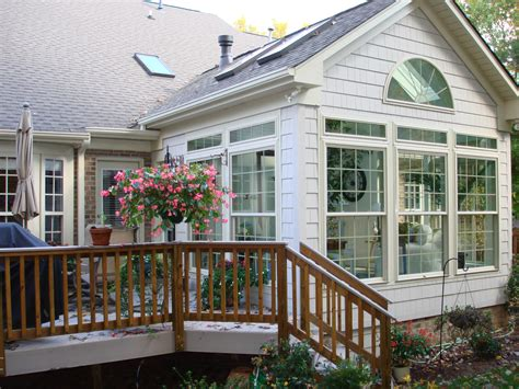 Spring Outdoor Living Looks By Archadeck Archadeck Of Sunroom And Patio Designs