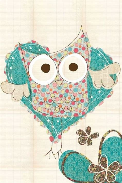 girly owl wallpaper new design colourful owl hard cover case for apple iphone