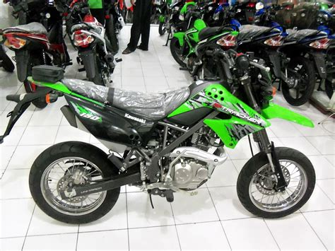 Kawasaki Klx 150cc Th 2016 jual motor trail kawasaki klx 250 impremedia net