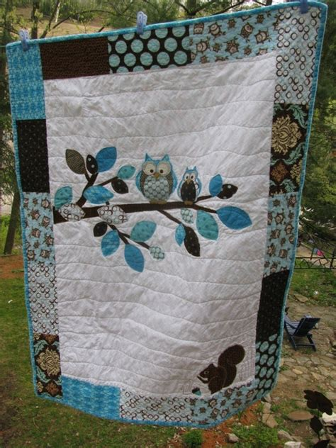 Quilt Owl by Owl Quilt Quilts