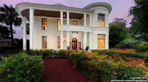6 historic san antonio homes for sale that all a