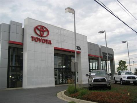 Toyota Dealer Maryland 355 Toyota Rockville Md 20855 Car Dealership And Auto