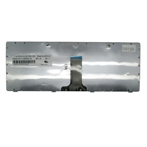 Keyboard Laptop Lenovo G470 keyboard lenovo g470 g475 z470 z475 z370 tittle