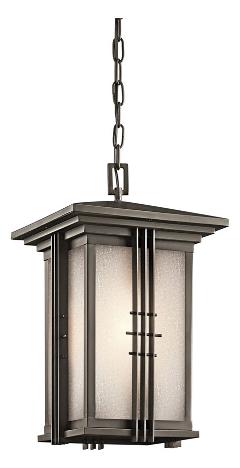 Uttermost Chandeliers Clearance Kichler Olde Bronze Single Light Outdoor Pendant From The