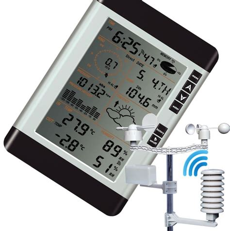 ws 2080 wireless home weather station tools and toys