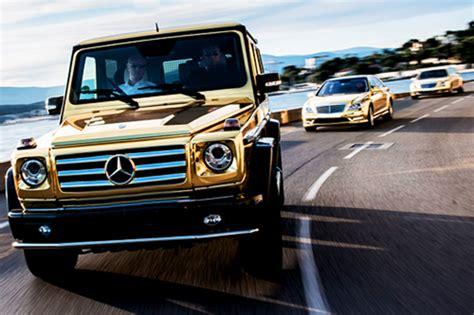 mercedes benz jeep gold g class benz