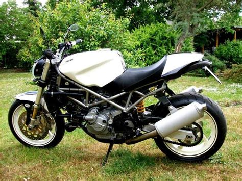 Ducati St4 Motorrad Umbau by Ducati Custom Bike St4s S4r 916 Motor